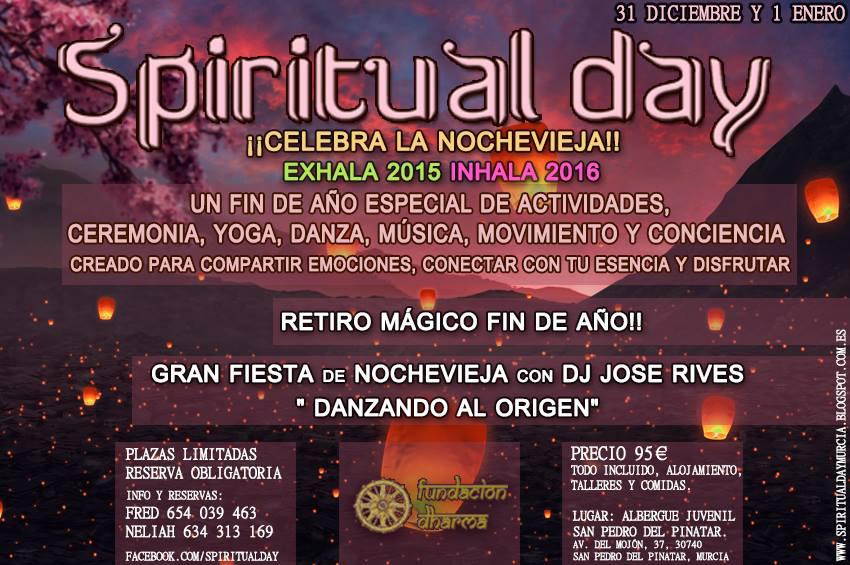 Spiritual Day Nochevieja