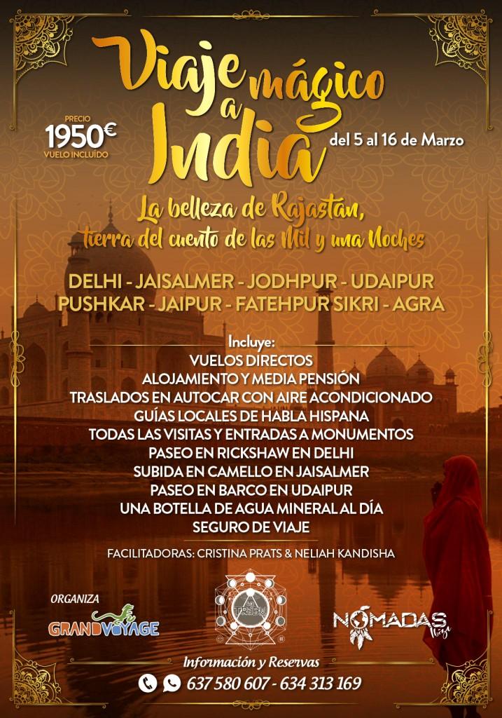 NELIAH KANDISHA VIAJE MAGICO A INDIA-01-2