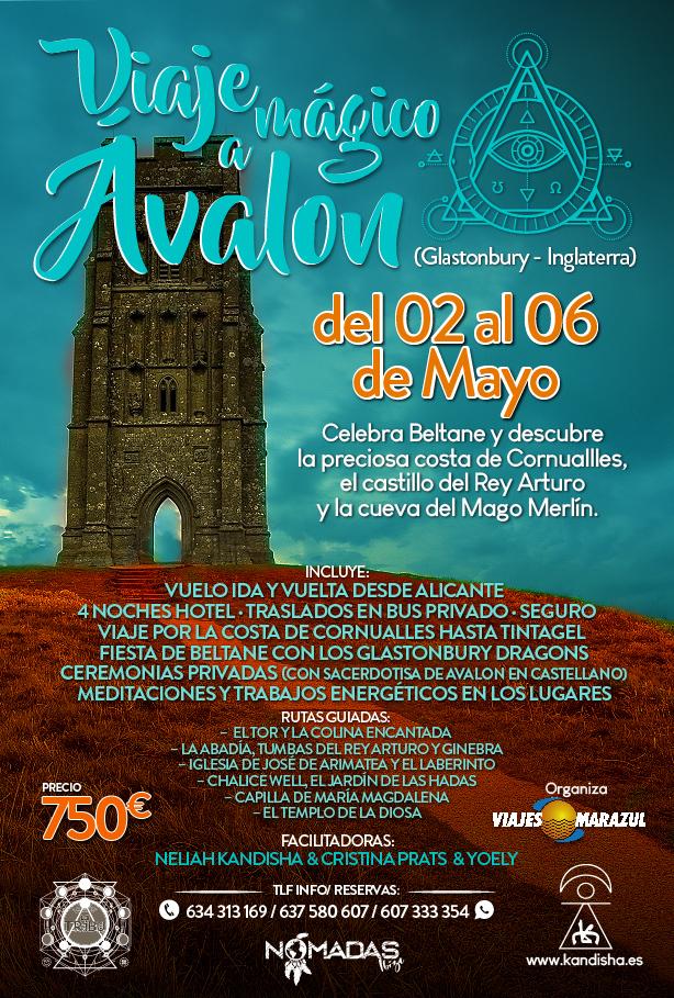VIAJE MAGICO A AVALON 2019-01