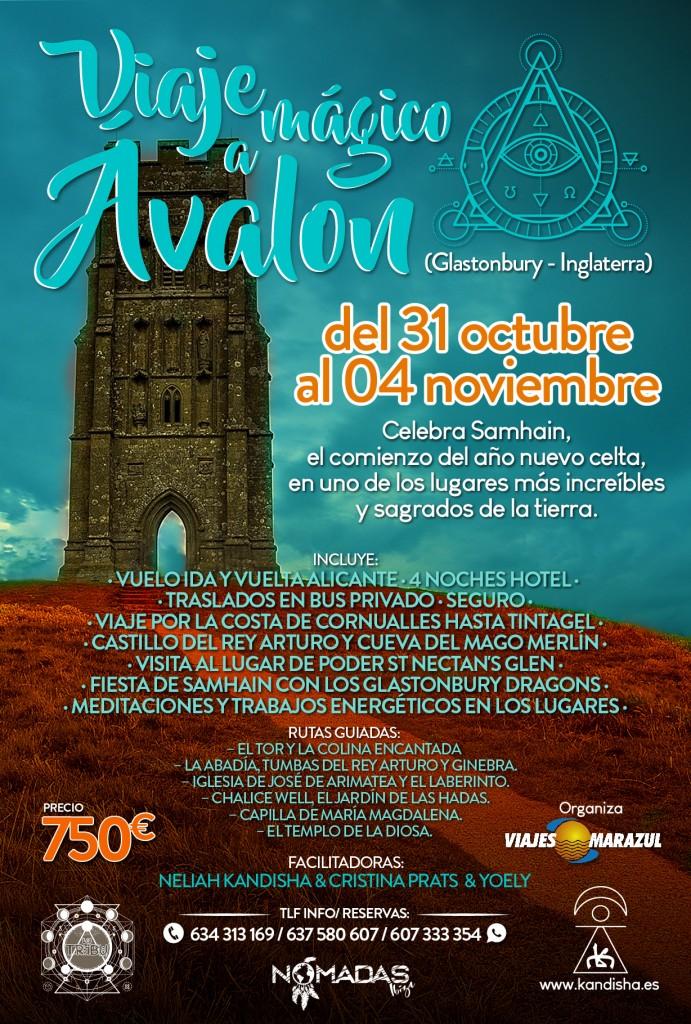 VIAJE MAGICO A AVALON 2019 octubre-01