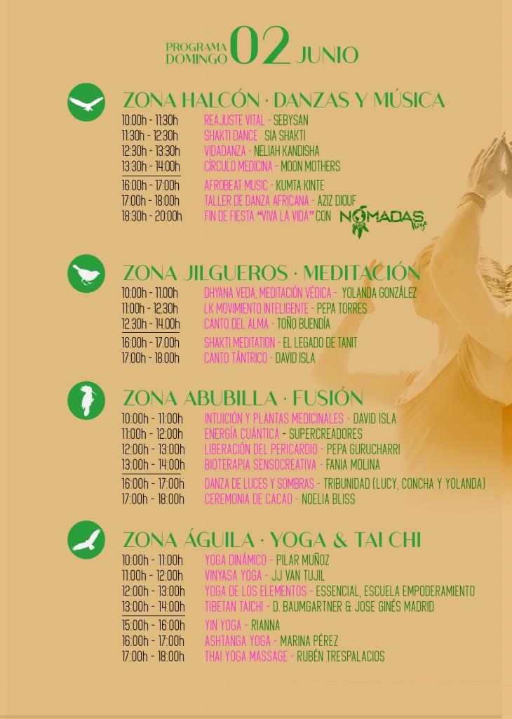 NELIAH KANDISHA FESTIVAL MADRE TIERRA 2019 TRIPTICO JUNIO-05